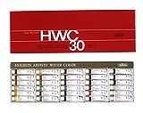 ホルベイン  透明水彩絵具 30色セット W407 5ml(2号)
