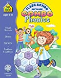 img - for Phonics Flash Action Combo book / textbook / text book