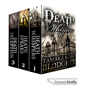 The Death Series: Box Set (Whispers, Speaks and Inception) (Dark Dystopian Fantasy) (English Edition)