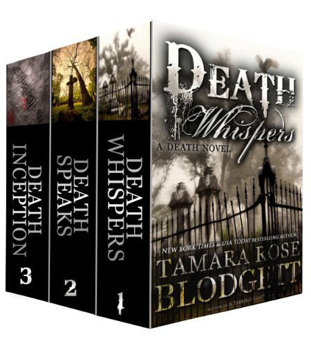 The Death Series: Box Set (Whispers, Speaks and Inception) (Dark Dystopian Fantasy) | freekindlefinds.blogspot.com