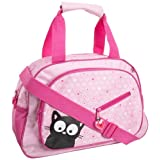 Pip & Co Girls Pink Holdall