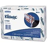 Kleenex(R) C-Fold Towels, 150 Towels/Sleeve, Pack Of 4 Sleeves