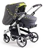 CHIC 4 BABY Kinderwagen LINUS 150 42 – Carrito