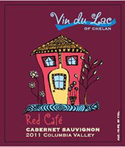 2011 Vin Du Lac Red Café Cabernet Sauvignon 750 Ml