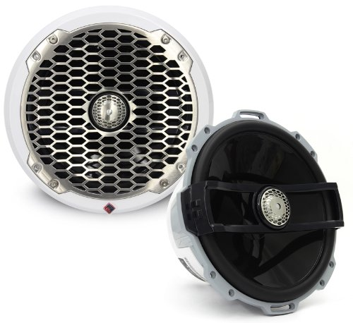 "M282 - Rockford Fosgate 8"" Full Range Marine M2 Series Speakers"