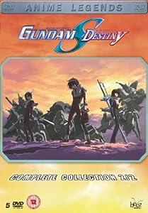 Gundam Seed Distiny Part 2 - Anime Legends [DVD] [UK Import]