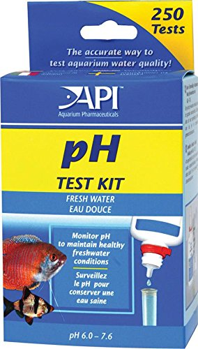 API Freshwater PH Test Kit, 250 tests per Kit (Fish Tank Test compare prices)