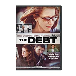 The Debt Movie on DVD