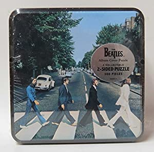 The Beatles Abbey Road Album Cover Jigsaw Puzzle