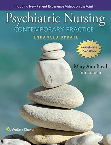 Lippincott CoursePoint for Boyd's Psychiatric Nursing with Print Textbook Package elizabeth zimmerman focal sharp waves in psychiatric patients