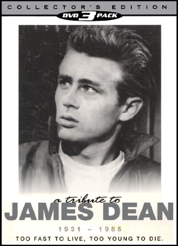 Tribute to James Dean 1931-1955: Too Fast to Live [DVD] [Import]