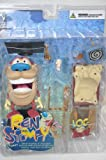 STIMPY ACTION FIGURE REN AND STIMPY BY PALISADES