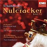 echange, troc  - Tchaikovski : Casse-Noisette Suite - Prokofiev : Lieutenant Kijé - Dukas : L'Apprenti Sorcier