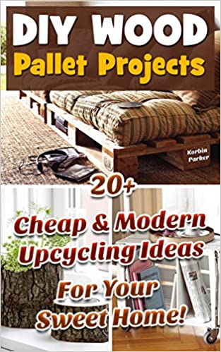 Wood pallet projects ebook