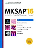 MKSAP 16: Medical Knowledge Self-Assessment Program (Set of 2 Parts)
