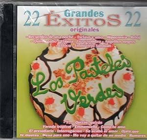 """LOS PASTELES VERDES - Los Pasteles Verdes """"22 Grandes"""