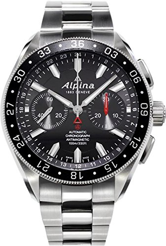 Alpina Geneve Alpine 4 Chronograph Mens Chronograph very sporty