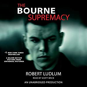 The Bourne Supremacy Audiobook
