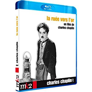La Ruée vers l'or [Blu-ray]