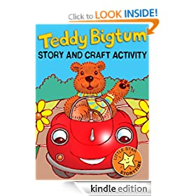 Teddy Bigtum. A Little Star Story and Craft Activity Book
