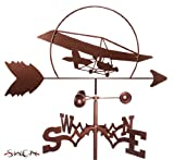 ULTRALIGHT TRIKE AIRCRAFT AIRPLANE Weathervane ~NEW~