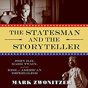 The Statesman and the Storyteller Audiobook