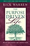 The Purpose Driven Life (0310210747) by WARREN, Rick