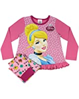 Character Girls Disney Princess Cinderella Pyjamas Ages 18 Months to 6 Years