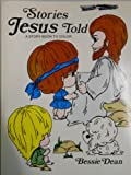 img - for Stories Jesus Told A Story Book to Color book / textbook / text book