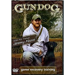 Gun Dog: Game Recovery Training