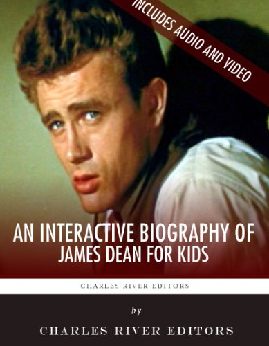 An Interactive Biography of James Dean for Kids