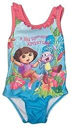 Dora the Explorer Infant One Piece Swimsuit 18m