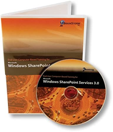 Microsoft SharePoint Services 3.0 Computer Based Training DVD Rom - Learn MS Windows Share Point 3.0 with 7 Hours of Lessons on CD That Are Well Organized From Basic to Advanced Features. Over 200 SharePoint Features Explained By an Experienced Instructor: Brush up on Your Computer Software Skills with CBT Training