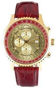 Burgmeister Men's BM320-274 Savannah Chronograph Watch