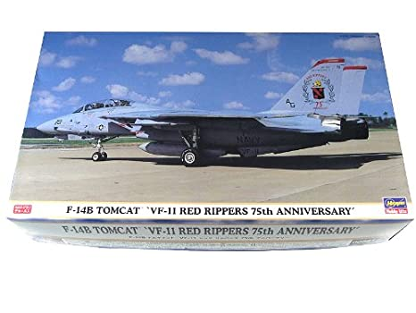 Maquette avion : F-14B VF-11 Red Rippers