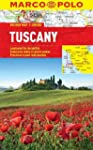 Tuscany Marco Polo Holiday Map (Marco...