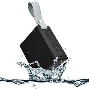 Bluetooth スピーカー Elinker 防水Bluetooth 4.2 ワイヤレスポータブルスピーカー