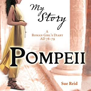 My Story: Pompeii Audiobook