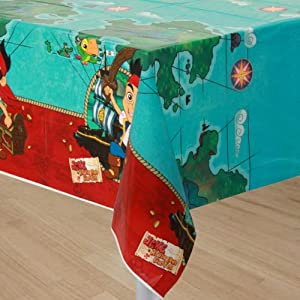 Jake and the Never Land Pirates Table Cover