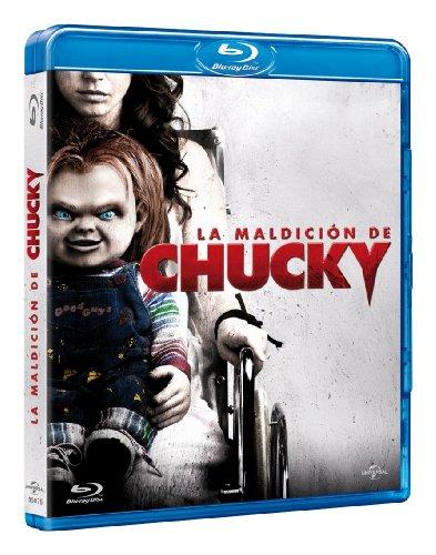 La Maldición De Chucky [Blu-ray]