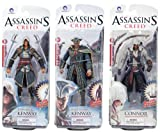 Assassin's Creed Series 1 Action Figure Set of 3