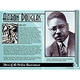 Aaron Douglas, Stars of the Harlem Renaissance, Poster