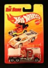 LONG GONE (RED) * The Hot Ones * 2011 Release of the 80's Classic Series - 1:64 Scale Throw Back HOT WHEELS Die-Cast Vehicle