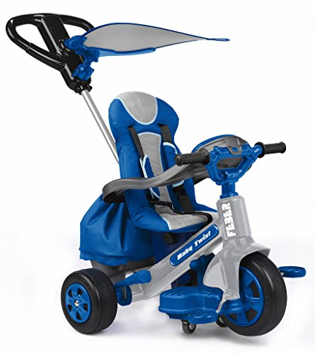 Famosa 800009780 - Feber Baby Twist Boy Triciclo