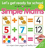Roger Priddy Let's Get Ready for School Simple Maths