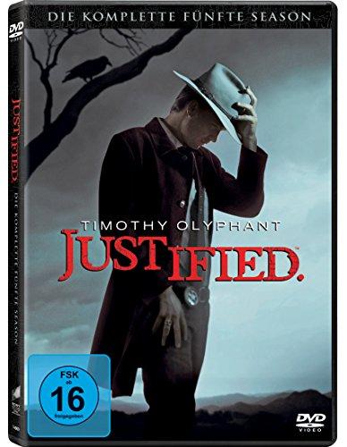 Justified - Die komplette fünfte Season [3 DVDs]