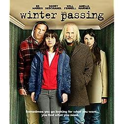 Winter Passing [Blu-ray]