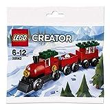 LEGO 30543 Creator Weihnachtszug, Mehrfarbig - LEGO