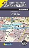 Johannesburg 2011 pocket map GPS r/v (r) ms