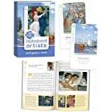 Impressionist Artists, Go Fish for Art cards and book